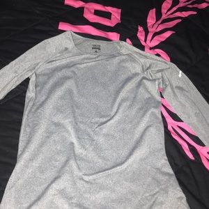 Fleece Nike Pro shirt